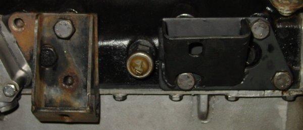 Types Of Engine Mounts : Inetogether jaguar e type xk engine differences